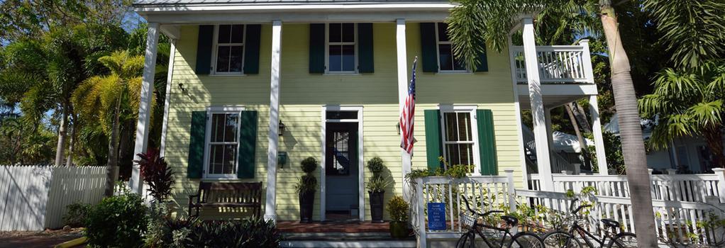 Key Lime Inn - Key West - キー・ウェスト - 建物