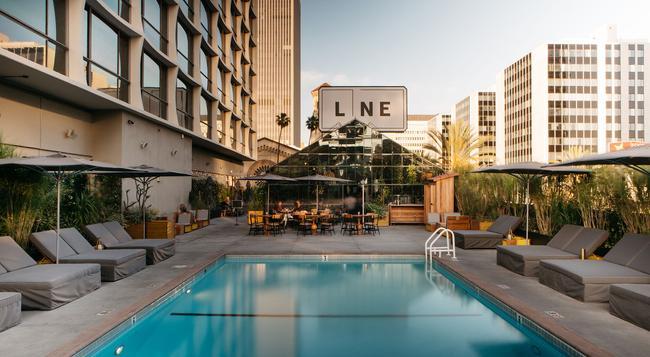 ザ LINE ホテル - ロサンゼルス - 建物