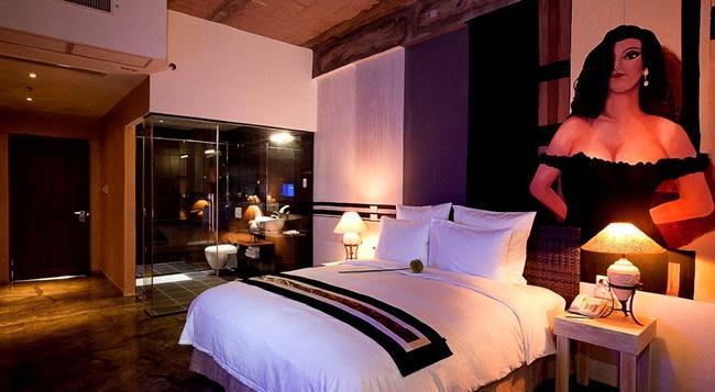 ザ ヘンリー ホテル セブ - セブシティ - 寝室