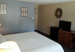 Hunters Green Motel - West Yarmouth - 寝室