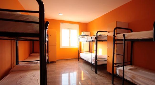 メロー バルセロナ - バルセロナ - 寝室
