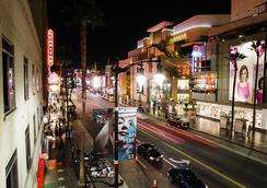 ウォーク オブ フェーム ホステル - ロサンゼルス - 屋外の景色