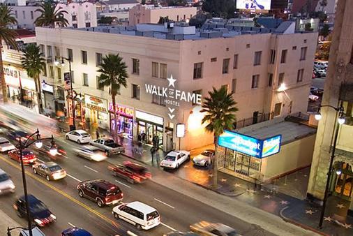 ウォーク オブ フェーム ホステル - ロサンゼルス - 建物