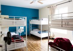 ウォーク オブ フェーム ホステル - ロサンゼルス - 寝室