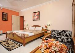 Radhika Beach Resort - Diu - 寝室