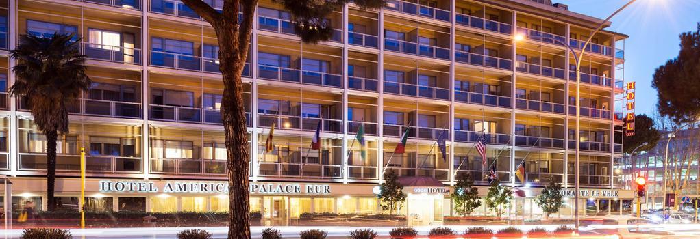 ホテル アメリカン パレス EUR - ローマ - 建物