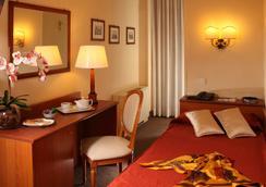 ホテル アメリカン パレス EUR - ローマ - 寝室