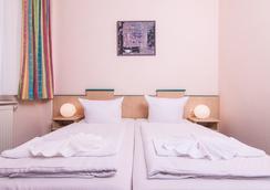 ペンション オーディン - ベルリン - 寝室