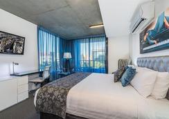 マントラ セント キルダ ロード - メルボルン - 寝室