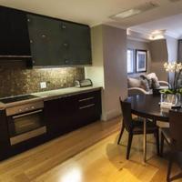 Mandela Rhodes Place Hotel & Spa In-Room Kitchen