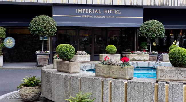 The Imperial Hotel - ロンドン - 建物