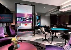 リゾート・ワールド・セントーサ・ハードロック・ホテル - シンガポール - 寝室