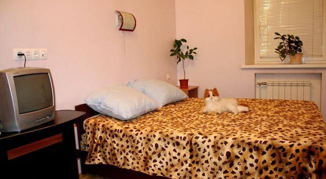 Коt Matroskinn Hostel - サンクトペテルブルク - 寝室