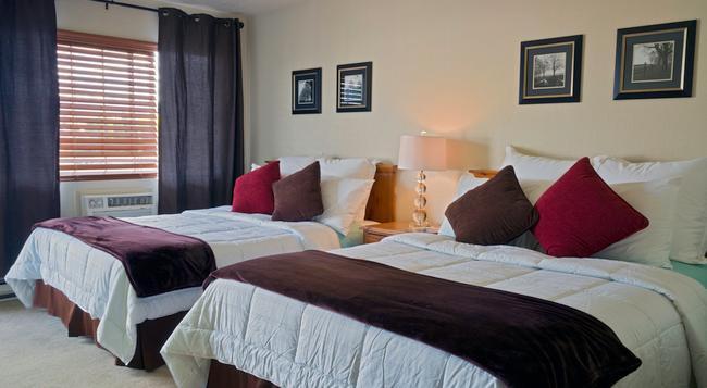 Rogue Valley Inn - メドフォード - 寝室