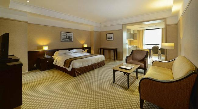 パシフィック リージェンシー ホテル スイーツ - クアラルンプール - 寝室