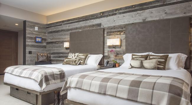 Hotel Jackson - ジャクソン - 寝室