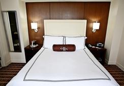 ジ エリス ホテル - アトランタ - 寝室