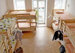 アンティローパ ホステル - ウラジオストク - 寝室