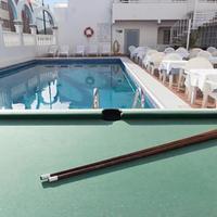 ホテル アパルタメントス ルクス マール Billiards