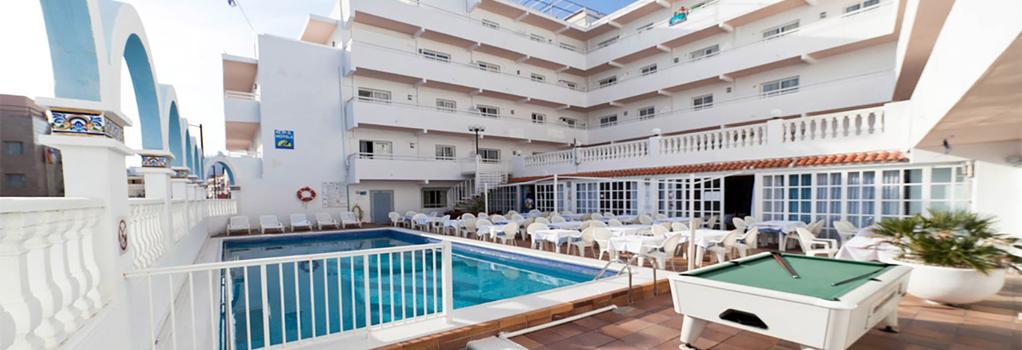 ホテル アパルタメントス ルクス マール - イビサ - 建物