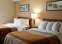 Comfort Inn - Rouyn-Noranda - 寝室