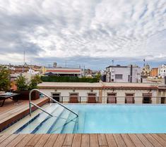 ホテル バルセロナ カテドラル