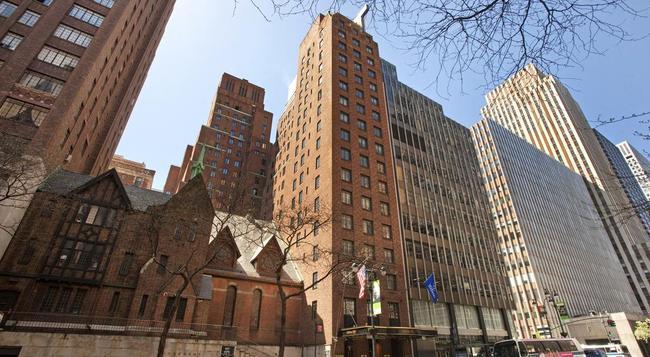 ヒルトン ニューヨーク グランド セントラル - ニューヨーク - 建物