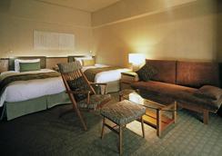 庭のホテル 東京 - 東京 - 寝室