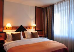 ホテル フランドリッシャー ホフ - ケルン - 寝室