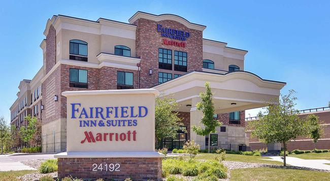 Fairfield Inn and Suites by Marriott Denver Aurora Parker - オーロラ - 建物