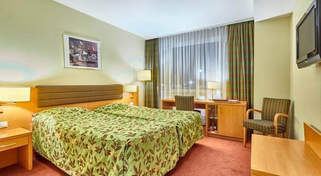 ルースホテル - モスクワ - 寝室