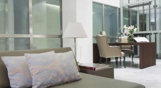 Hotel Internacional Ramblas Cool - バルセロナ - 寝室