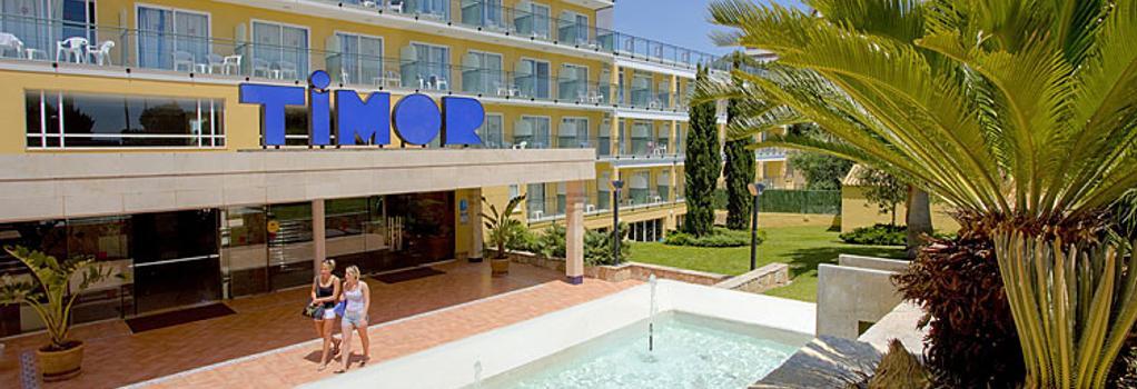 Hotel Timor - パルマ・デ・マヨルカ - 建物