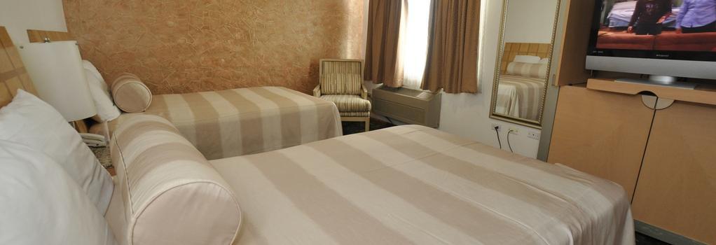 ビジネスホテル & スイーツ マリア ボニータ - Ciudad Juarez - 寝室