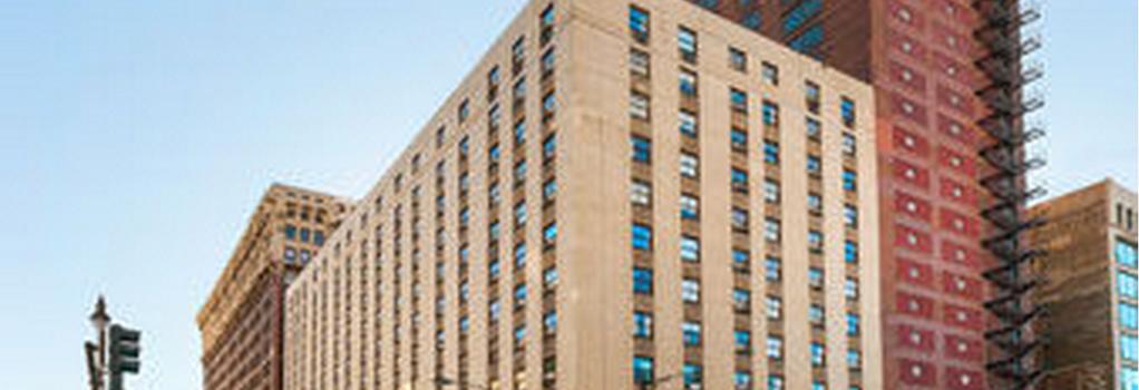 トラベロッジ シカゴ - シカゴ - 建物