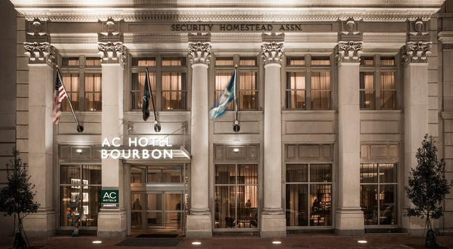 AC Hotel New Orleans Bourbon French Quarter Area - ニューオーリンズ - 建物