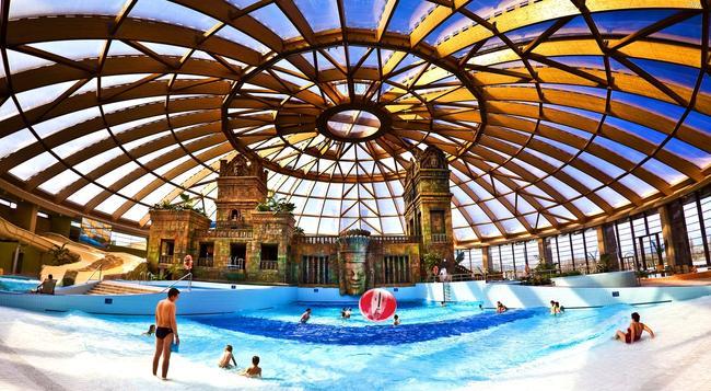 Aquaworld Resort Budapest - ブダペスト - アトラクション