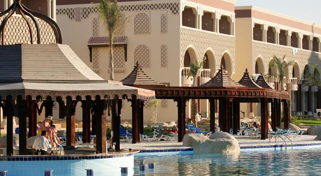 Sentido Mamlouk Palace Resort - フルガダ - 建物