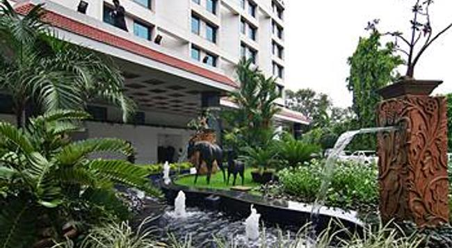 ジ オーキッド アン エコテル ホテル - ムンバイ - 建物