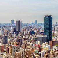 インターコンチネンタルホテル大阪 City View