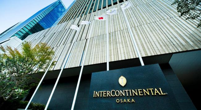 インターコンチネンタルホテル大阪 - 大阪市 - 建物