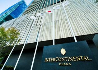 インターコンチネンタルホテル大阪