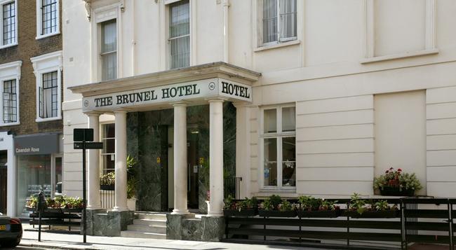 ブルネル ホテル - ロンドン - 建物