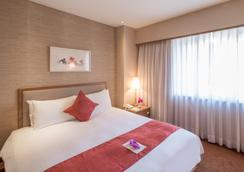 ホテル リバービュー タイペイ - 台北市 - 寝室