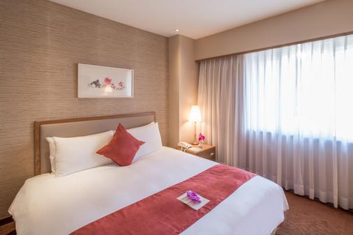 ホテル リバービュー台北 - 台北市 - 寝室