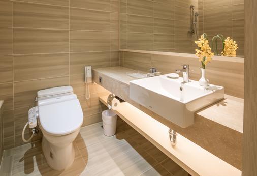 ホテル リバービュー台北 - 台北市 - 浴室