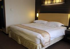 ホテル ロイヤル アット クイーンズ - シンガポール - 寝室