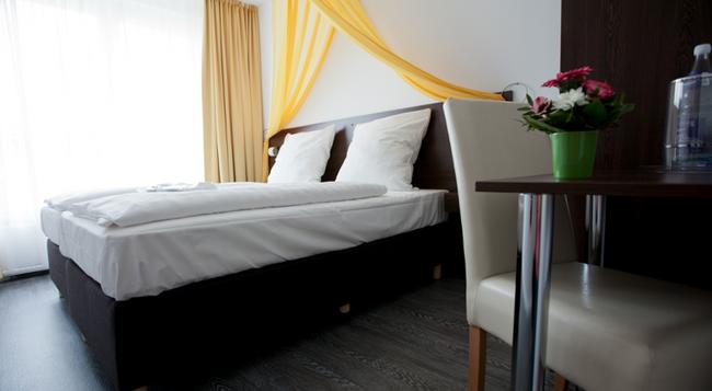 ホテル キーツ ペンション ベルリン - ベルリン - 寝室