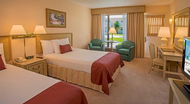 サンドキャッスル リゾート アット リド ビーチ - サラソタ - 寝室