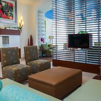 ヒルトン ガーデン イン アレクサンドリア オールド タウン Lobby Lounge